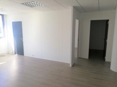 55m² de bureau à louer sur Montpellier - Parc du Millénaire