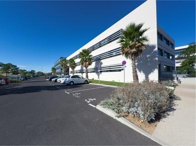 549m² de bureau à louer sur Montpellier - Parc Eurêka