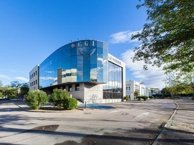 409m² de bureau à louer sur Montpellier - Parc du Millénaire