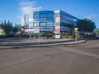 47.6m² de bureau à louer sur Montpellier - Zone Fréjorgues Ouest