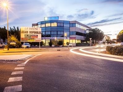 237.6m² de bureau à louer sur Montpellier - Zone Fréjorgues Ouest