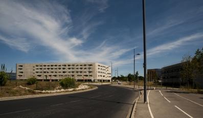 LE POLE EUREKA (Montpellier - Parc Eurêka)