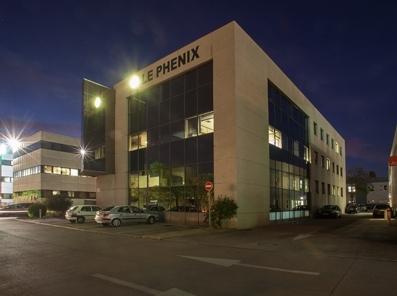LE PHENIX (Montpellier - Parc du Millénaire)