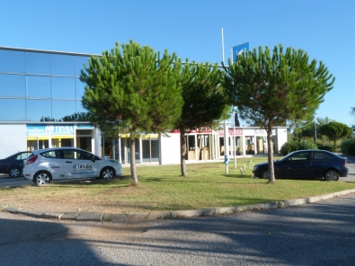 LE TRIDENT (Montpellier - Zone Fréjorgues Ouest)